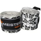 "MEISTER MMA 180"" HANDWRAPS ALL COLORS - Elastic Mexican Pro Boxing Adult PAIR"