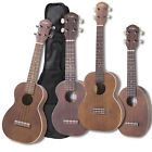 Kalos by Cecilio Pinapple or Soprano or Concert or Tenor Ukulele +Gigbag