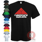 CYBERDYNE SYSTEMS TERMINATOR cool movie T-shirt Skynet