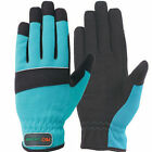 PRO GARDON GLOVE FOR WOMEN, SYNTHETIC LAEATHER PALM NEW