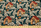 "54"" Tapestry Fabric Print Heavy Woven Design Sold BTY (please choose design)."