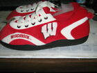 Wisconsin Badgers All Around Slippers