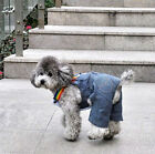 Pet Dog Jeans Pants Casual Adjustable Clothing Supplies