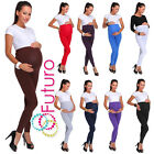 Thick Heavy and Classic Maternity Cotton Leggings Ankle Length PREGNANCY