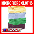 Microfibre M Cloth Lint Free Cleaning Polishing - 1 PK - 5 PK - 10PK - 50PK