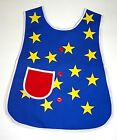 Mr Tuble Waistcoat Tabard Apron Blue Yellow Fancy Dress Tabards 1 2 3 4 5 Years