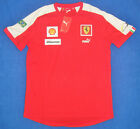 Puma Ferrari Scuderia Massa SF Formula 1 T-Shirt New ALL SIZES