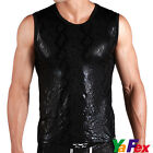 Muscle Men's new undershirt Sleeveless Shirts Tank Top vest A-shirt XS S M L XB2