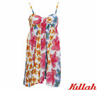 KILLAH BY MISS SIXTY DAMEN KLEID BABYDOLL FLORA DRESS MT9001 Z60038 XS,S,M,L,XL