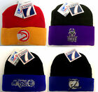 NWT NBA & NHL Vintage Throwback LOGO 7 Cuffed Knit Hat Beanie Cap NEW FREE SHIP on eBay