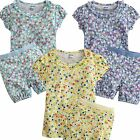 "NWT Vaenait Baby Toddler Boy Girl Short Sleeves Pyjama Set "" Cosmos Farm """