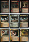 LOTR TCG Lord of the Rings TCG CCG Bloodlines Collection Set Lot 1 (R,Foil,RF,O)