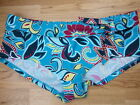 LEPEL LILLY floral bikini bottoms shorts bnwt size 12- 14-