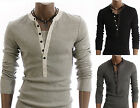 Collection of Men's Soft Fabrics Slim  FIt Dress Casual T-Shirts
