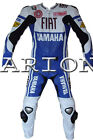 Top Quality 2 Piece Motorcycle / Motorbike Leather Suit - Rossi
