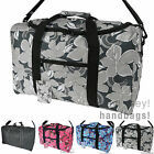 Holdall Hand Luggage Light Flight Bag Cabin Approved Onboard Weekend Gym Sports