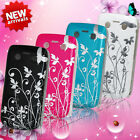 New Stylish Butterfly Series Hard Case Cover For Blackberry Bold 9700