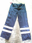 Trojan Hi Viz Work Trousers Reflective bands on Lower Legs BNIB with Tags