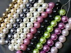 25pcs x 16mm Faux Pearl Beads Large Size Choose Colours  Craft Jewellery Making
