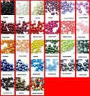 50 or 100 Pcs - Glass Pearl Round Beads - 10mm size - FREE UK Postage