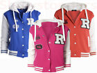 NEW GIRLS JACKET COAT HOODEI FLEECE Girls CLOTHING AGE 5 6 7 8 9 10 11 12 13