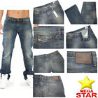 MENS DIESEL JEANS 100% AUTHENTIC - BRAND NEW STYLE JEANS ON SALE -THE BEST PRICE