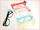 Fun Dress-Up Hello Kitty design kitty bow and wiskers glasses frames