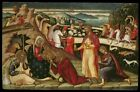 Adoration Magi Permeniatis Ioannis 1525-Art Photo/Poster Repro Print Many Siz
