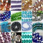 Wholesale 12color Round Glass Loose Spacer Beads Fashion Jewelry Findings DIY