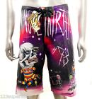 "z7 Minute Mirth Shorts Sz 32"" 34"" 36"" 38"" Skateboard Wakeboard Trunks Swim Surf"