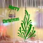 Large Morden Design Christmas Tree Shop Window Wall Art Decoration Sticker Decal