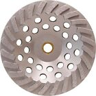 Turbo Row Diamond Cup Wheel Surface Prep Grinding Polished concrete