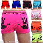 New Mens Boys Hand Print Neon Boxer Shorts Briefs Underwear Boxers Size S M L XL