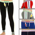 Hot IN 5Colors Men's Thermal underwear Inner pants Tight Pouch trousers XS S M