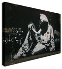 Fallen Angel Gangster - New Banksy 2013 Wall Art Interiors Canvas Picture Print