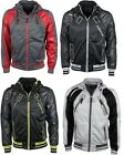 MENS DANIEL LEI PROJECT 86 HOODED JACKET. 4 COLOURS. BARGAIN PRICE: ONLY £22.99!