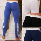 New Sexy Men's Long Johns Warmth Thermal underwear Inner Smooth pants trousers