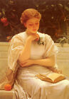 Photo/Poster - Perugini Charles In The Orangery - Charles Edward Perugini 1839 1