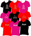 Harry Potter kids childrens tee t shirt book day week muggle wand glasses funny