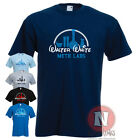 Naughtees Clothing Walter White Meth Labs Breaking bad inspired spoof t-shirt