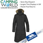Trespass Ladna Womens Warm Winter Down Snow Jacket Long Length