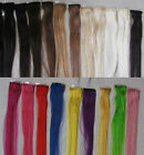 "New 20"" Human Hair One Clip In Extensions 5g/pc More Colors"