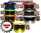 ProGrip Base Line Goggle 3301 Speedway Grasstrack Motocross Rip N Roll Off Quad