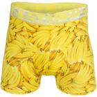 New Mens Banana Print Boxer Shorts Boxers Pants Trunks Underwear Size M L XL XXL