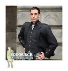 MEN'S CHARCOAL ARROCHAR-STYLE ARACA TWEED KILT JACKET & WAISTCOAT/VEST - SIZES!