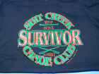 """THE CREEK"" SURVIVOR TEE SHIRT - RECOVERY - SOBRIETY - SHORT SLEEVE - COTTON"