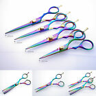 Titanium Hairdressing Scissors, Hair Cutting Scissors, Barber Shears All Sizes
