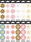Pebbles ~ Duplicate Stickers ~ Flowers