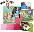 Bazzill 12x12 Cardstock ~ TWO SCOOPS (2 Sheets)