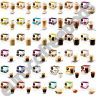 50 x Nescafe Dolce Gusto Coffee Capsules - 30 Flavours 2 choose from -Sold Loose